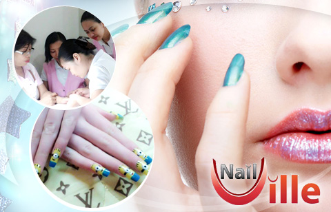 Basic Nail art Training Program with free nail art kit <i>Muntinlupa City</i>