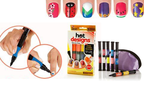 Designs nail art pens hot designs nail art pens prinsesfo Image collections