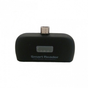 Micro USB Smart Card Reader Connection Kit - Black