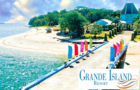 Grande Island Beach Resort Zambales