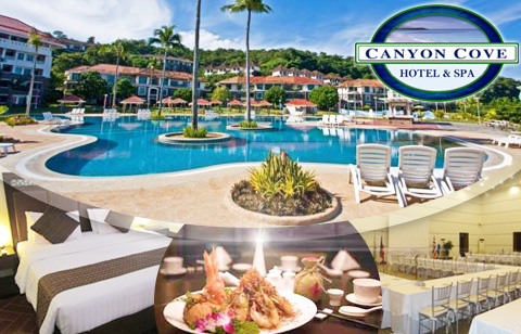 Canyon Cove Hotel And Spa Rooms
