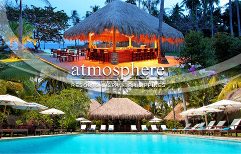 Image result for Atmosphere Resorts and Spa logo